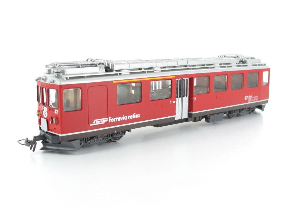 BEMO 1266137 eletrossoriebwagen berninatriebwagen ABE 44 47 RHB h0m
