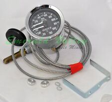Classic Mini New Smiths Dual Gauge Oil Pressure and Water Temp in Celsius