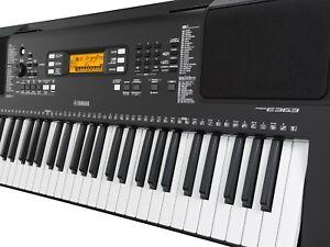 Yamaha-PSR-E363-Keyboard-3-Jahre-Garantie-Yamaha-Fachhaendler-seit-1967-NEU