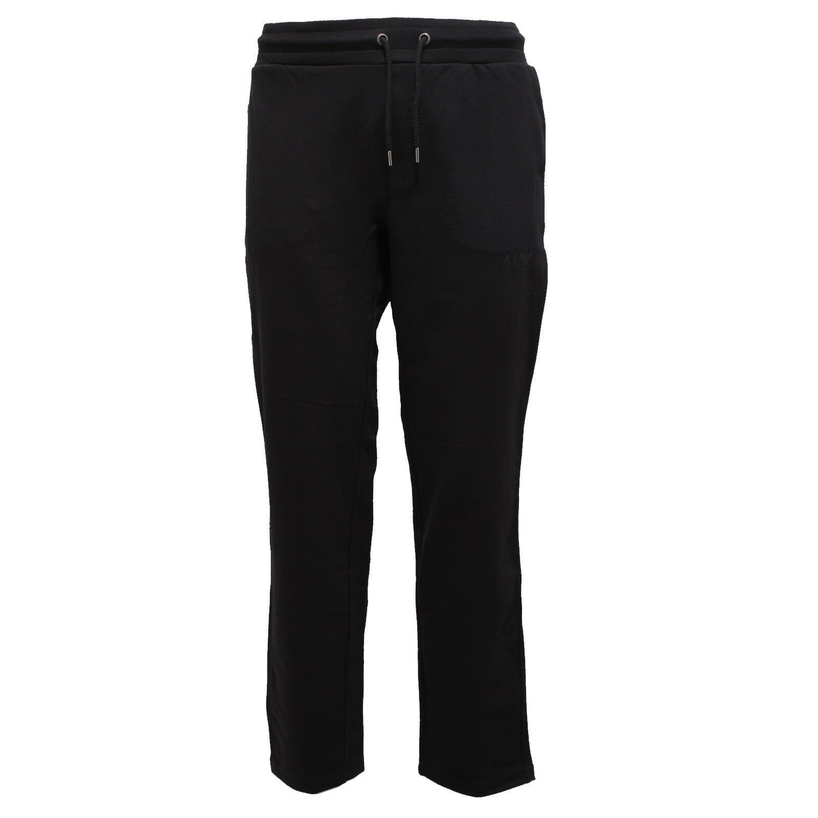 6246Y pantalone tuta uomo nero ARMANI JEANS pant trouser man