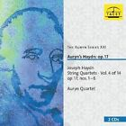 Auryn Series Vol 21 Haydn Op 17 4009850017509 CD