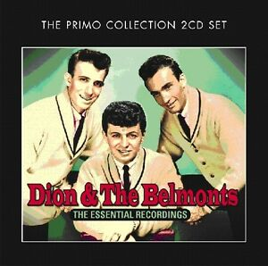 Dion-Dion-amp-The-Belmonts-Essential-Recordings-New-CD-UK-Import