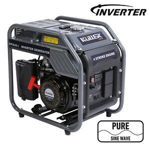 4.2KW Inverter Generator Pure Sine Wave Single-Phase Petrol Lightweight Backup