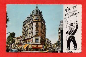 VICHY-Platz-Victor-Hugo-Hotel-Astoria-Clemenceau-Strasse-B6534