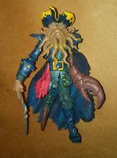 "Davy Jones 5.5"" Figure Zizzle Disney Pirates of the Caribbean SWASHBUCKLERS"
