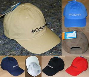 8482d6b03e2 Columbia ROC Logo UPF50 Ball Cap - Classic Cotton Baseball Hat -  22 ...