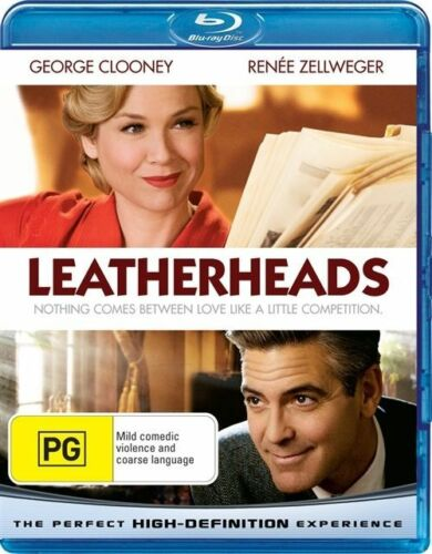 1 of 1 - Leatherheads (Blu-ray, 2008) all regions