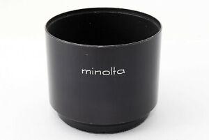 Excellent-Minolta-Genuine-D52NA-52mm-Metal-Lens-Hood-From-Japan