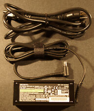 Genuine OEM Sony Laptop AC Power Adapter Charger VGP-AC19V32 19.5V 4.7A 90W