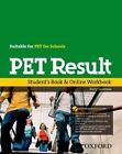 PET Result:: Student's Book & Online Workbook by Jenny Quintana (Paperback, 2010)