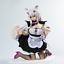 Anime NEKOPARA Soleil Opened Maid Coconut 1//4 PVC Figure N No Box 27cm