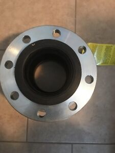 """Details about Expansion Joint 4""""X6"""" Coupling 8 Bolt Stainless ASA4"""""""