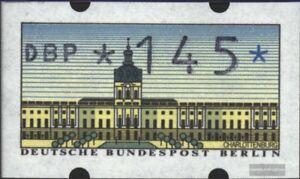 Berlin-West-ATM1-1-45-Nominale-postfrisch-1987-Automatenmarken