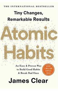 Atomic Habits: Der lebensverändernde Bestseller von James Clear