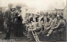 WW1 wounded soldati Militare Ospedale Ausiliario Ospedale Bourne ?? Lincolnshire