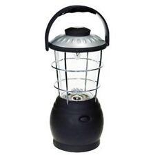 12 LED wind up lantern camping camp work lamp torch light  DIY emergency dynamo