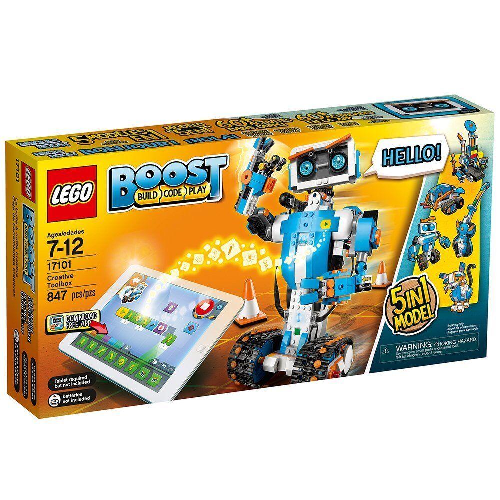 LEGO  BOOST Creative strumentoscatola  nuovo & SEALED  gratuito SHIPPING  buona reputazione