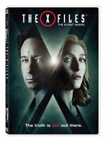 The X-files Dvd - The Event Series [3 Discs] - Unopened