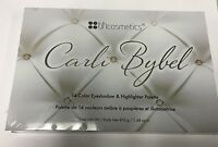 Bh Cosmetics X Carli Bybel Eyeshadow And Highlighter Palette Sealed