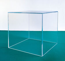 Box Case Cube   | Clear Acrylic Display | Collectible Display Cover - 20 Models