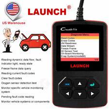 100% Original Launch Creader V+ OBD2 Code Reader Engine Car Diagnostic Scanner