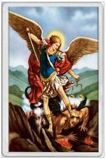 MICHAEL - FRIDGE MAGNET - ARCHANGEL CATHOLIC JESUS  RELIGIOUS CHAPEL BIBLE