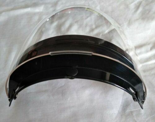 Anti-Scratch 3 Snaps CLEAR New VEGA Face Shield Visor 95-5021