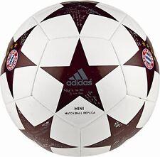 ADIDAS FC BAYERN CALCIO FINALE 16 MINI UEFA Champions League Palla Misura 1