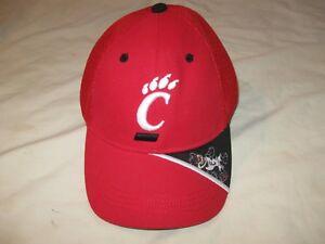 premium selection 2890b 568b7 Image is loading Cincinnati-Bearcats-Hat-Cap-Men-039-s-One-