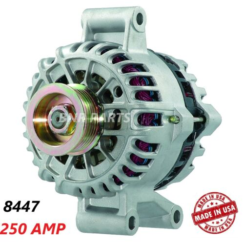 250 AMP Alternator Ford F150 2005-2008 4.2L NEW High Output HD Performance USA