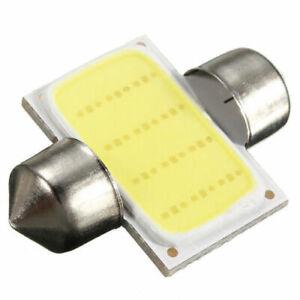 New-31MM-12V-White-LED-COB-Festoon-Dome-Interior-Bulb-Car-Reading-Light-Lamp