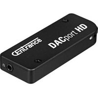 Centrance DACPort HD Portable Reference DAC Amp with DSD