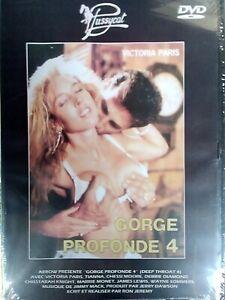 DVD-GORGE-4-avec-Victoria-PARIS-TIANNA-Chessi-MOORE-Neuf-sous-cello