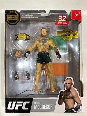 "UFC Jazwares Connor McGregor 6/"" LIMITED Edition Ultimate Figure 2020"