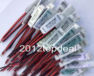 Mini-Controller-Dimmer-Amplifier-12V-6A-For-RGB-5050-3528-LED-Light-Strip