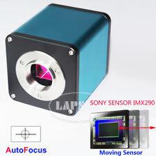 Autofocus 1080p 60fps Hdmi Industrial Auto Focus Microscope Camera Sony Sensor S