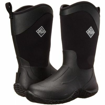 Muck Boots Women S Tack Ii Mid Black Black Sizes 5 6 7 8 9