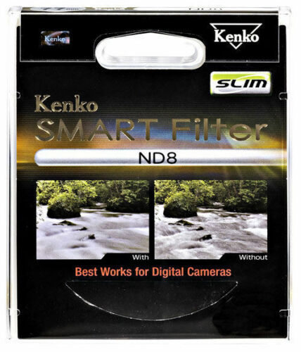 Filtro de Kenko 62mm Smart Slim ND8