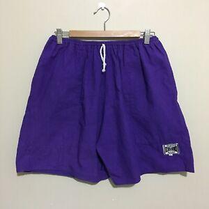 Bali-Surfwear-Vintage-90s-Purple-Board-Shorts-Swim-Surf-Adult-Mens-2XL-XXL