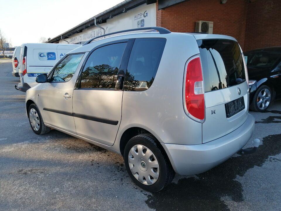 Skoda Roomster 1,4 TDi Comfort Diesel modelår 2007 km