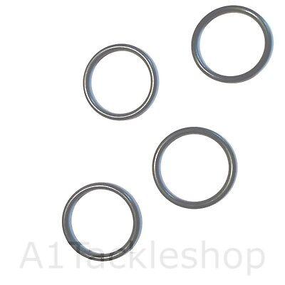 4 x Franchi 520 12g semi auto gaz port//piston o ring joints-partie ref 132