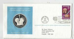 1976-Conference-on-Trade-amp-Development-Franklin-Mint-Sterling-Silver-Medallion