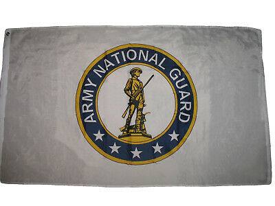 2x3 Army National Guard Premium Flag 2/'x3/' Banner Grommets Super Poly