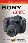 Sony DSLR A100 by Peter K. Burian (Paperback, 2007)