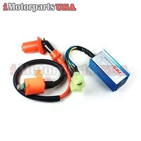 Performance Cdi & Ignition Coil Set For Yerf Dog Spiderbox 150 150cc Go Kart