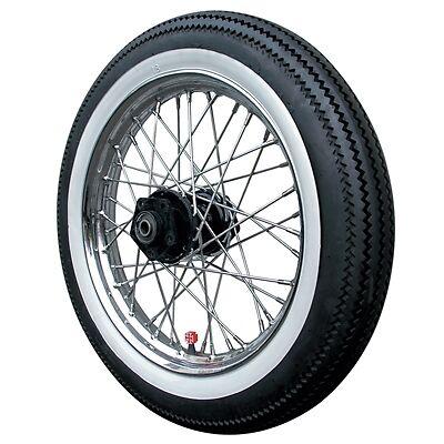 """Banda Blanca Para Neumatico De Motocicleta 18/"""" Port-O-Wall White Tire Wall"""