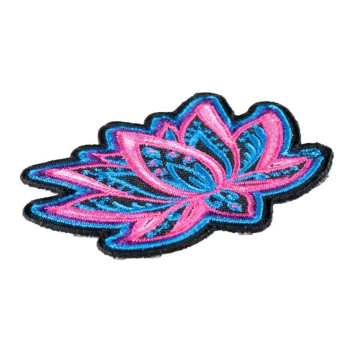 Ladies Flower Patches Lotus Mandala For The Soul Patch