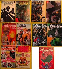 15 DC COMICS Challengers of the Unknown Inferno 1-4 (2 Sets) The Spectre 3 6 7
