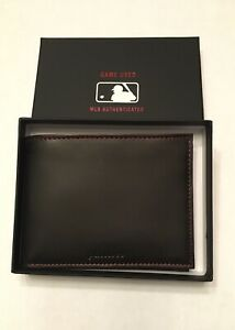 Tokens-amp-Icons-Philadelphia-Phillies-Jorge-Alfaro-Game-Used-Jersey-Bifold-Wallet