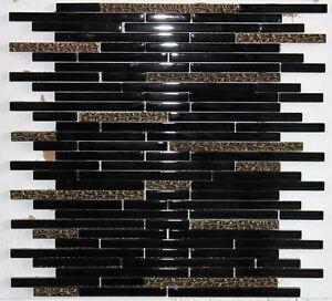 034-DESERT-GOLD-034-BLACK-GLASS-STRIPS-GOLD-COPPER-VINE-MOSAIC-TILE-BACKSPLASH-TILES